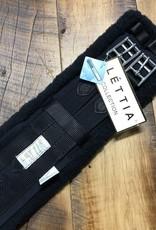 Lettia Lettia Coolmax Dressage Girth Black