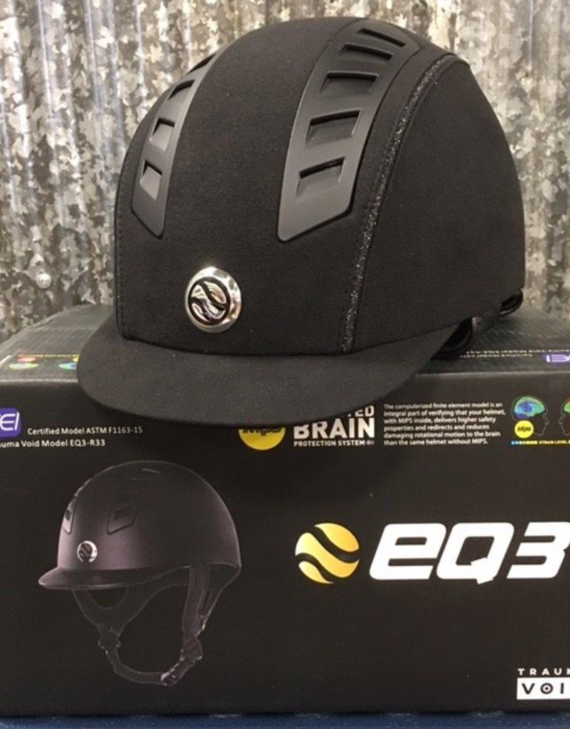 Trauma Void Trauma Void EQ3 Black Microfiber Helmet