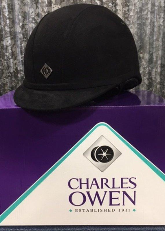 Charles Owen Charles Owen ASTM Black JR8 Helmet