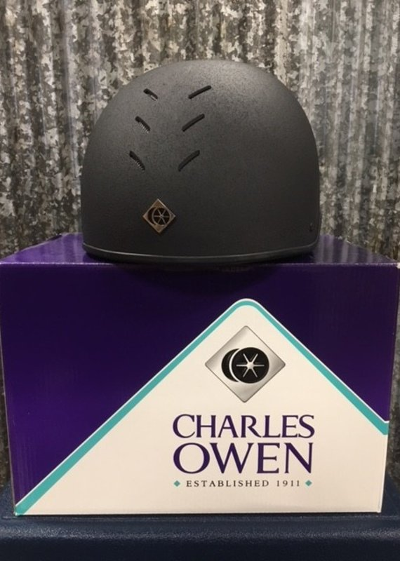 Charles Owen Charles Owen Black MS1 Pro Jockey Skull Cap