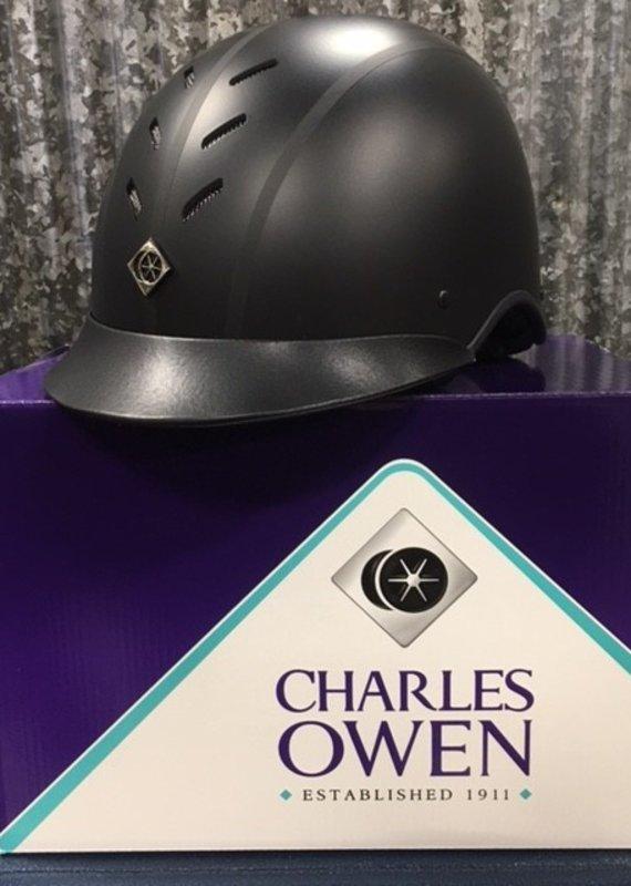 Charles Owen Charles Owen Black My PS Helmet