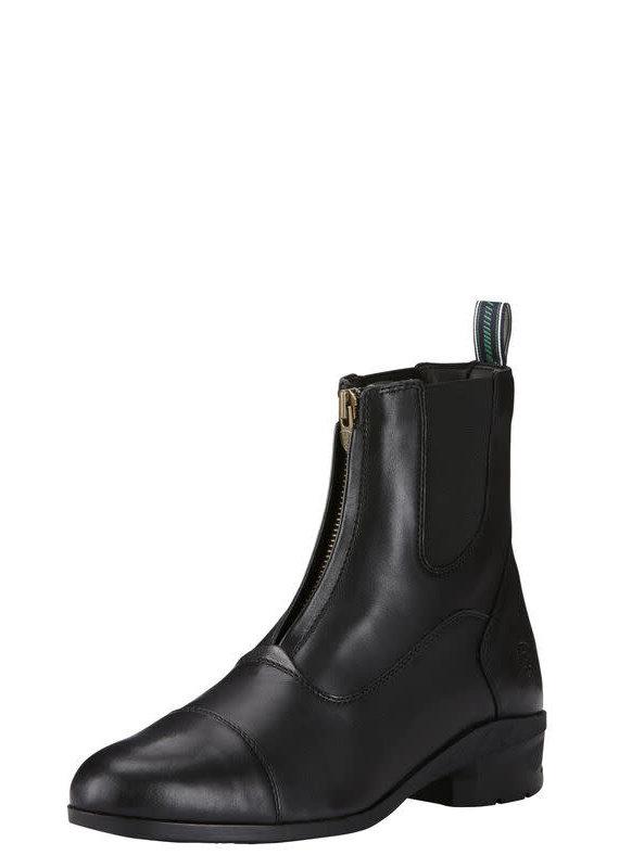 Ariat Ariat Men's Heritage IV Zip Black Paddock Boots