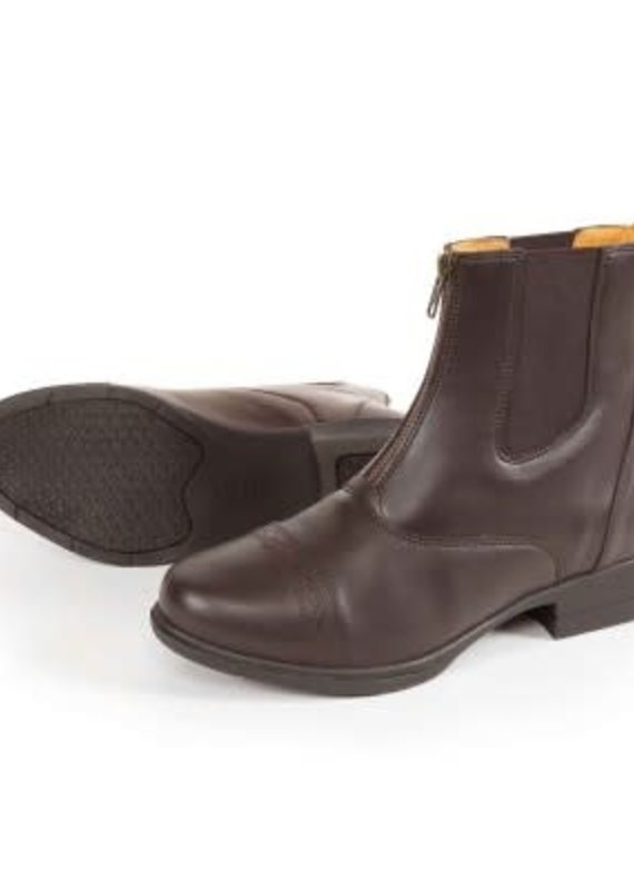 Shires Girl's Moretta Clio Brown Paddock Boots