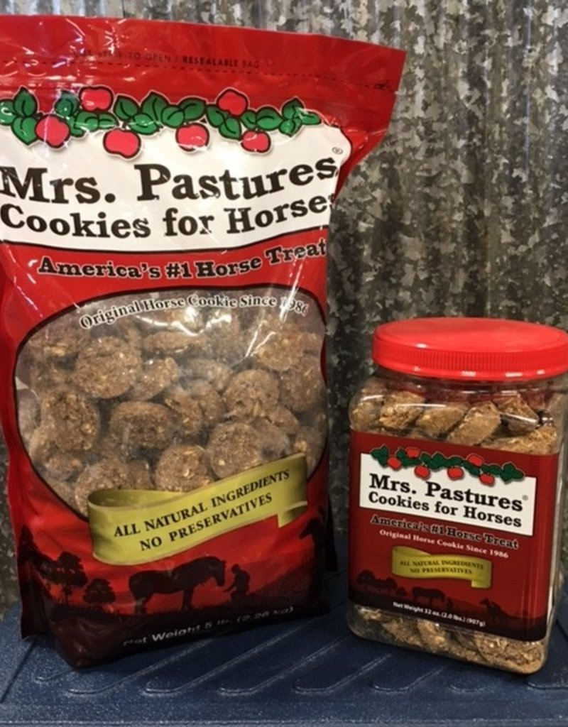 Mrs. Pastures Mrs. Pasture's Horse Treats