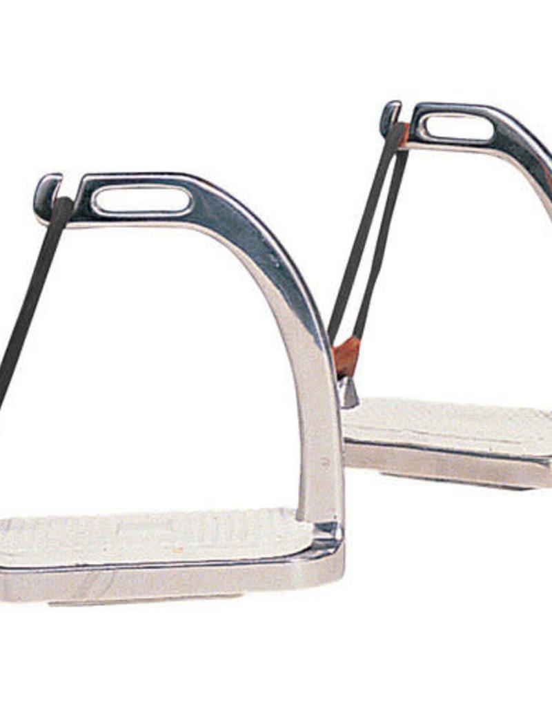 Coronet Coronet Peacock Stirrup Irons