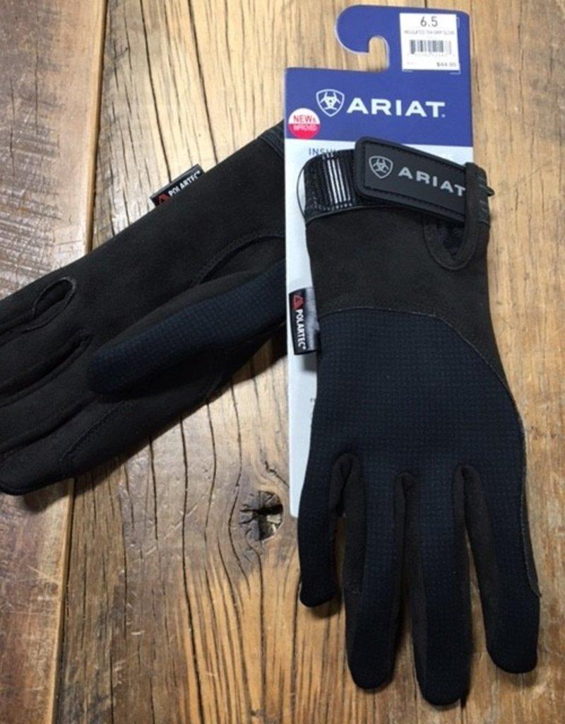 Ariat Ariat Insulated Tek Grip Black Gloves