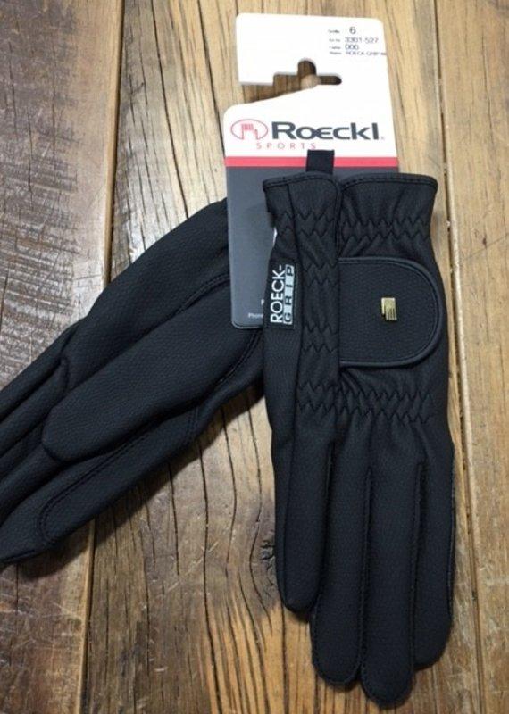 Roeckl Roeckl Grip Black Winter Gloves