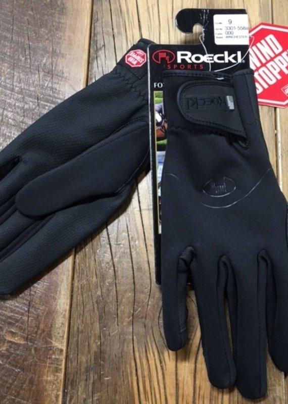 Roeckl Roeckl Winchester Black Winter Gloves