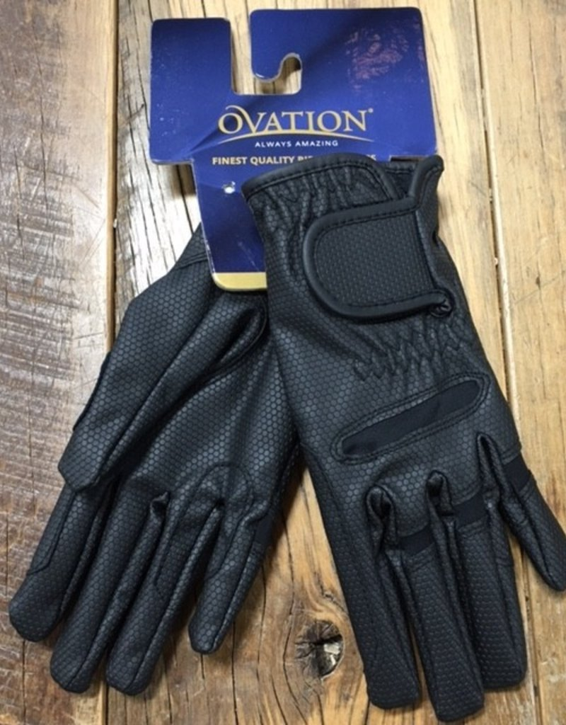 Ovation Ovation Comfortex Thinsulate Black Winter Gloves