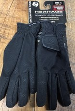 Heritage Gloves Heritage Spectrum Black Winter Gloves