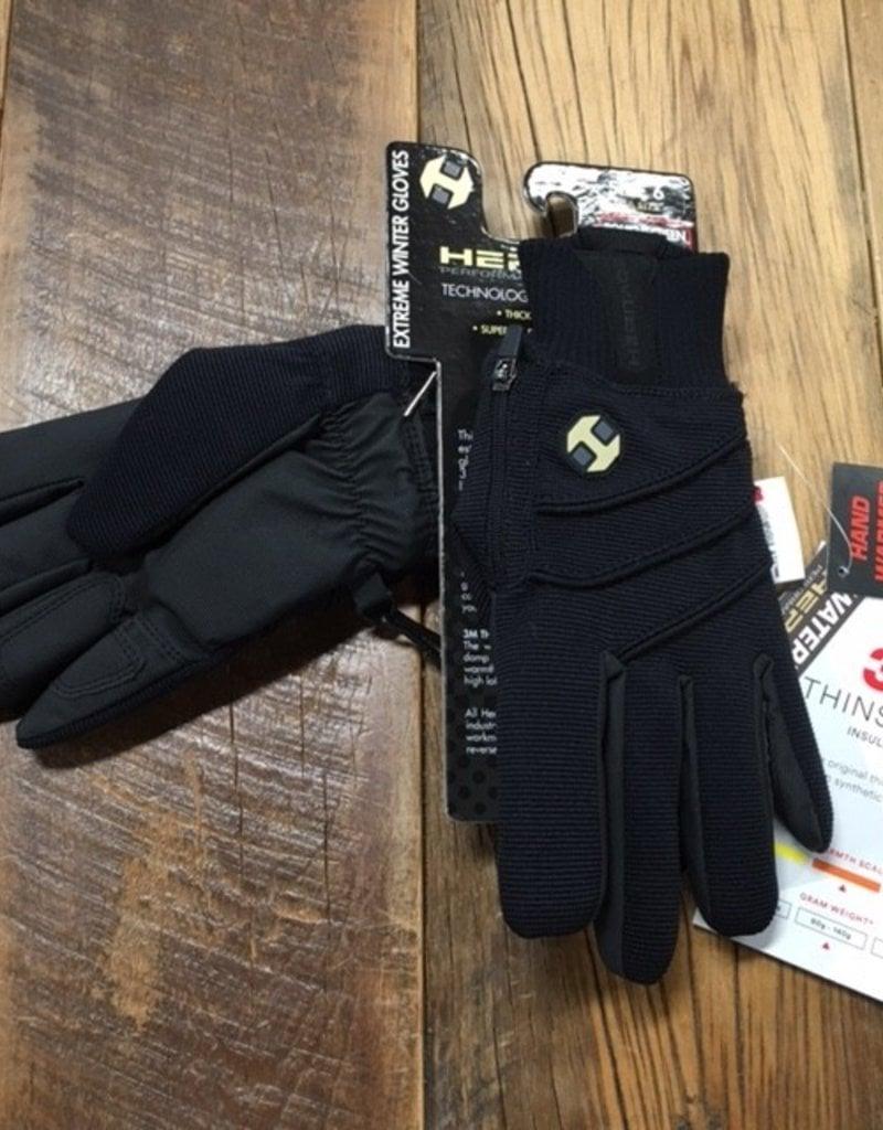 Heritage Gloves Heritage Extreme Black Winter Gloves