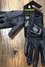 Samshield Samshield Swarovski Crystal Black Gloves