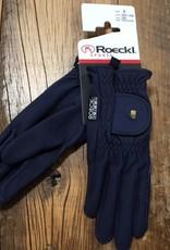 Roeckl Roeckl Grip Navy Gloves