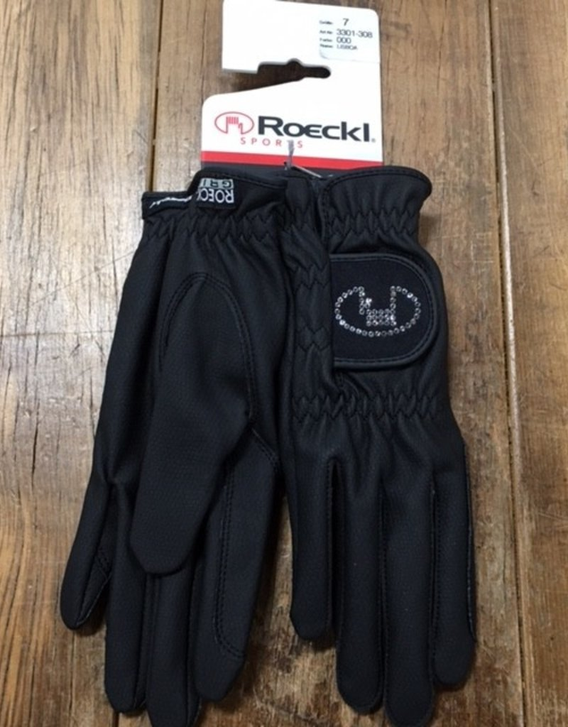 Roeckl Roeckl Lisboa Black Gloves