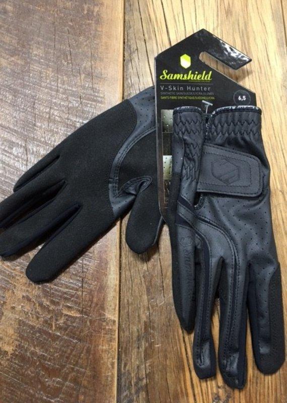 Samshield Samshield V-Skin Hunter Black Show Gloves