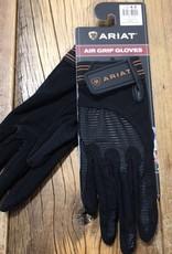 Ariat Ariat Air Grip Black Gloves