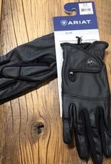 Ariat Ariat Elite Grip Black Show Gloves