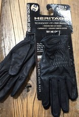 Heritage Gloves Heritage Youth Pro-Fit Black Show Gloves