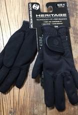 Heritage Gloves Heritage Youth Spectrum Black Winter Gloves