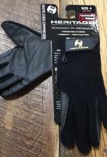 Heritage Gloves Heritage Youth Black Performance Fleece Gloves