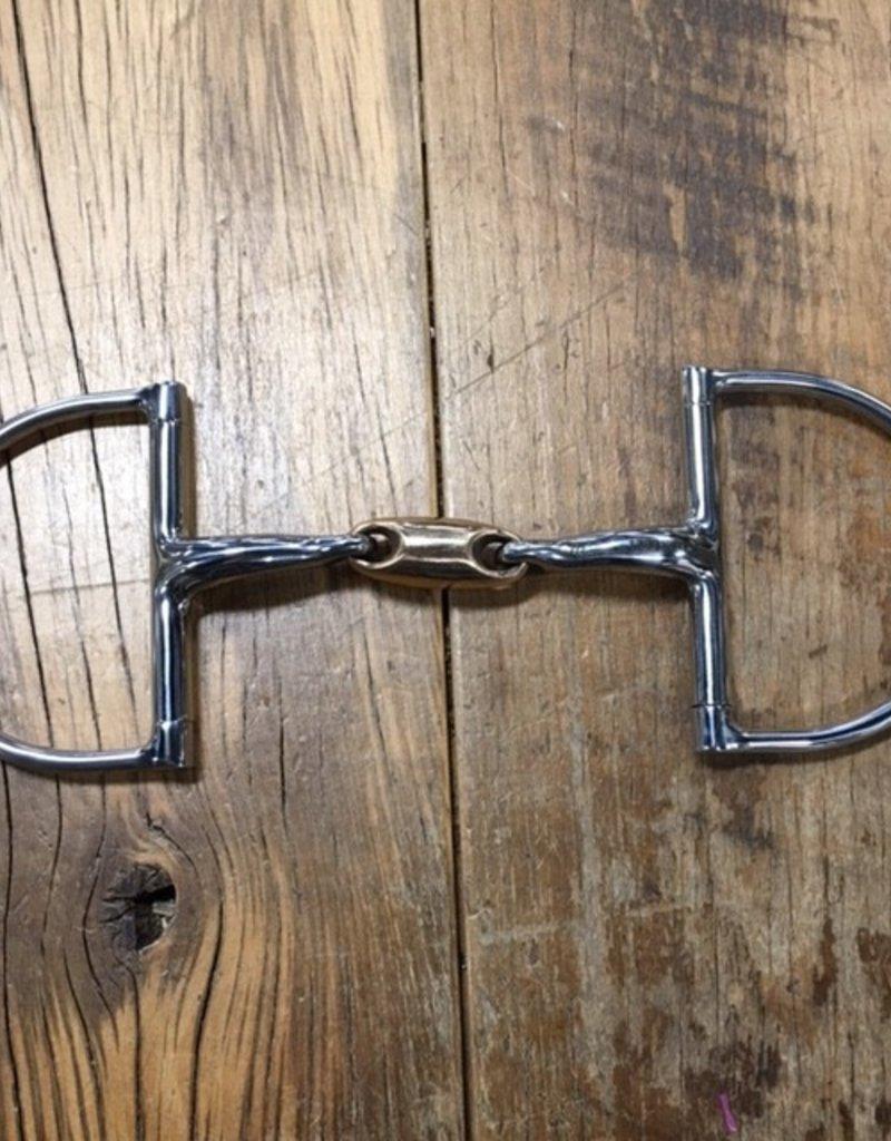 Korsteel Korsteel Hunter Dee Ring With Copper Lozenge Bit