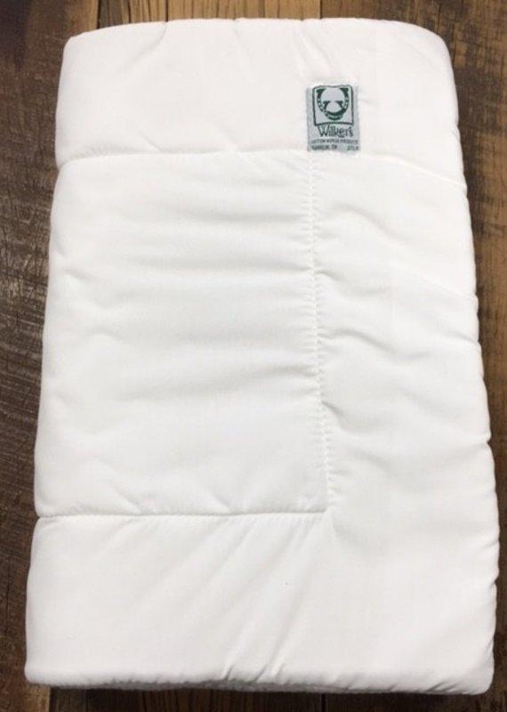 Wilker's Wilker's White Pillow Wraps