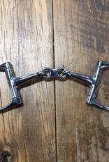 Centaur Pony French Link Dee Ring Snaffle Bits
