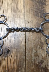 Centaur Centaur 3 Ring Waterford Gag Bit