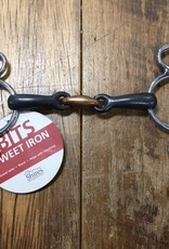 Shires Shires 3 Ring Dutch Gag With Copper Lozenge Bit