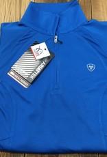 Ariat Ariat Women's Sunstopper 2.0 1/4 Zip Long Sleeve Imperial Blue
