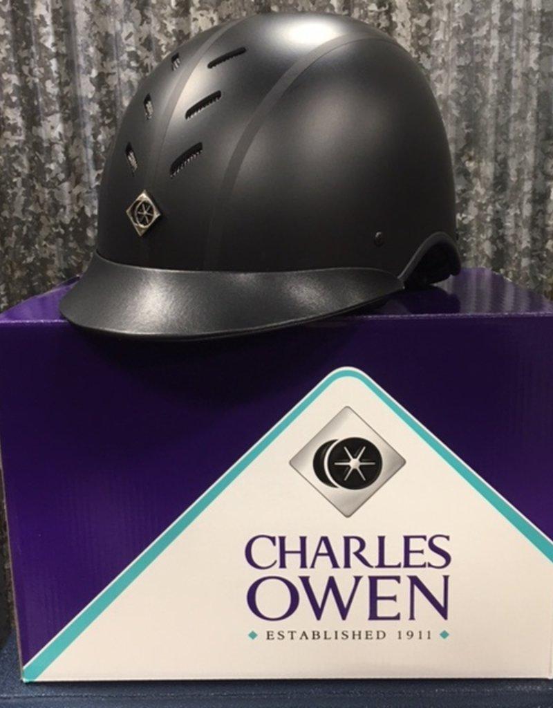 Charles Owen Charles Owen Black My PS Helmet 7 1/4
