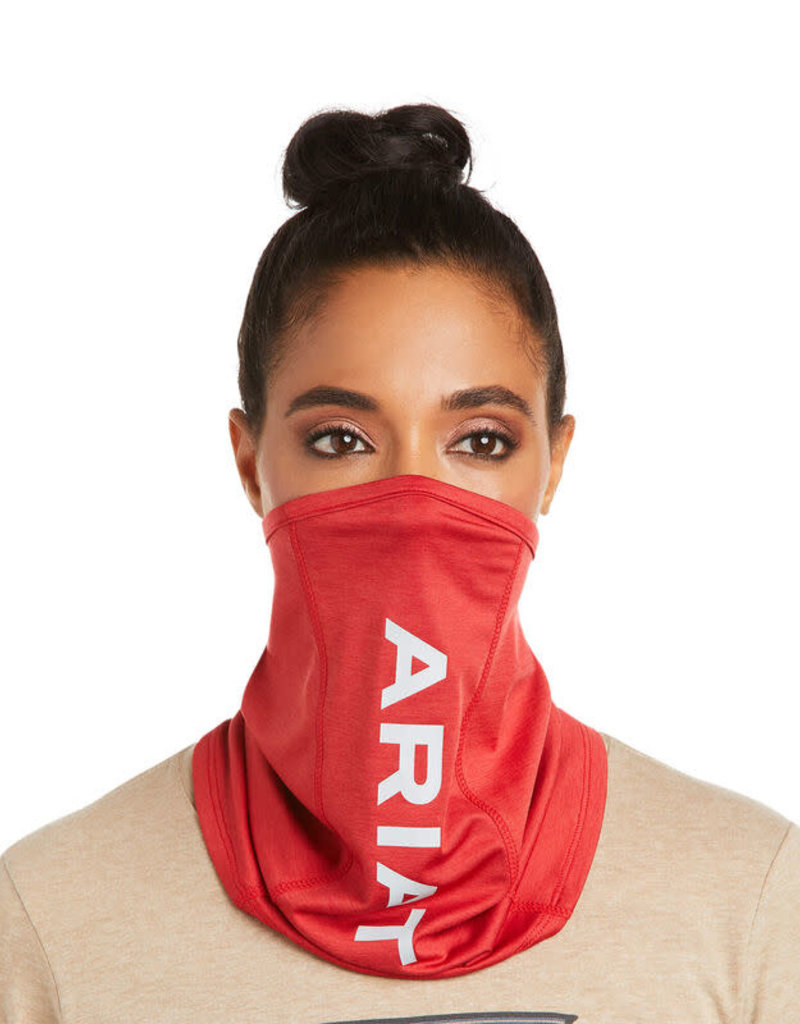 Ariat Ariat Adult Unisex Gaiter Red