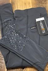 Kerrits Kerrits Ladies Ice Fil Full Seat Obsidian Tech Tights