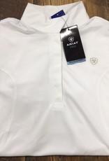 Ariat Ariat Pro Women's Aptos Short Sleeve Show Shirt White