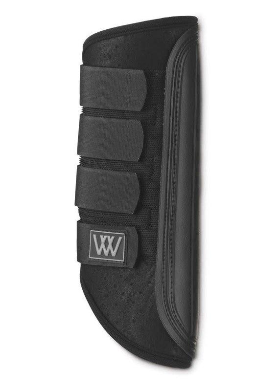 Woof Wear Woof Wear Single Lock Brushing Boot Black