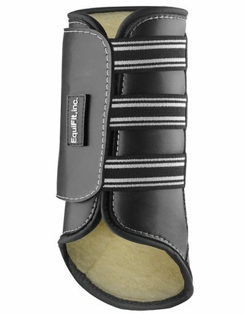 EquiFit EquiFit MultiTeq SheepsWool Lined Front Boots