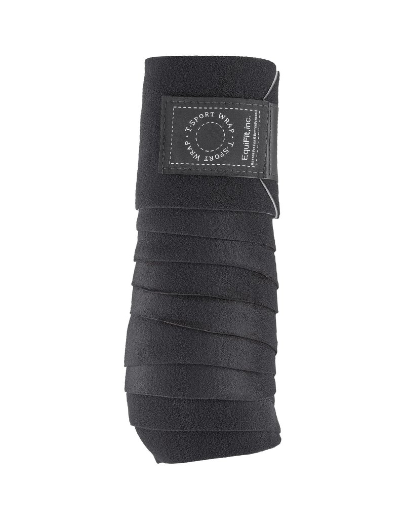 EquiFit EquiFit T-Sport Wraps Black