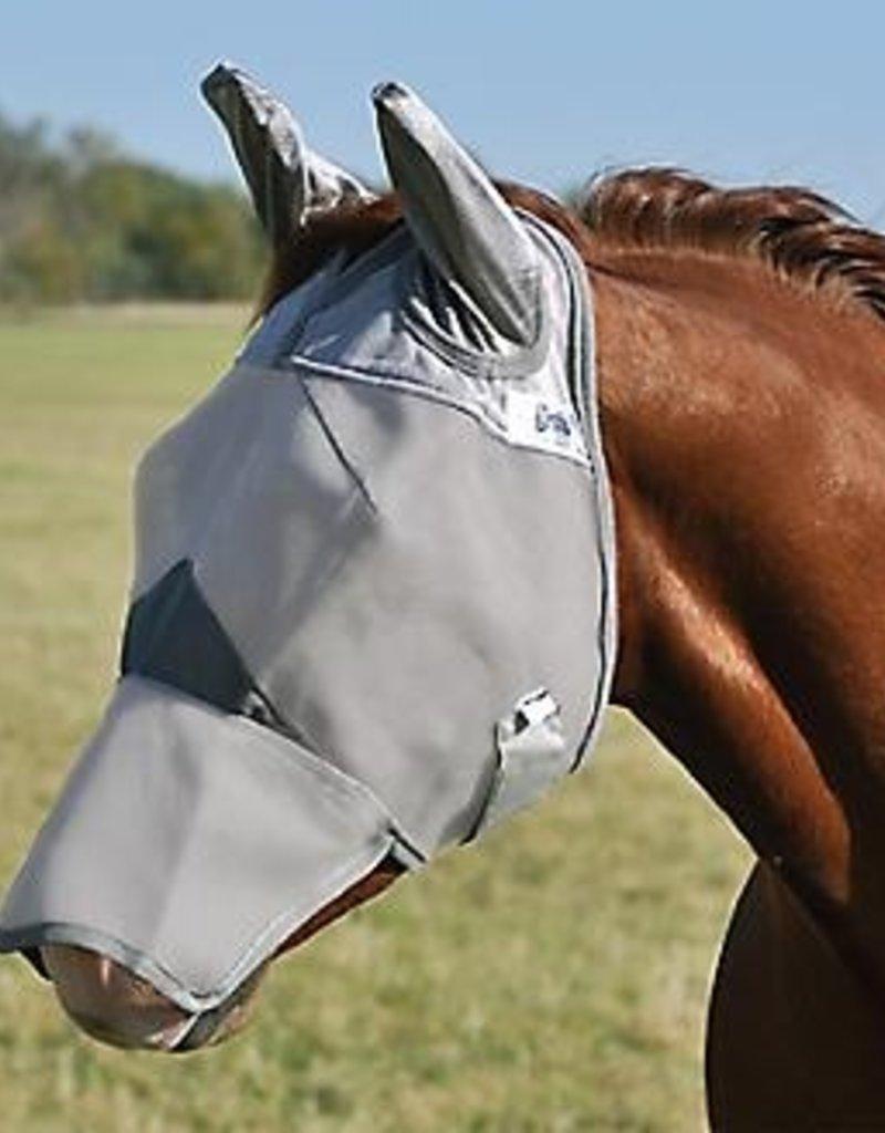 Cashel Cashel Crusader Fly Mask Long Nose with Ears
