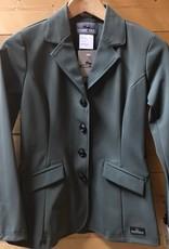 Grand Prix Grand Prix Ladies Madelyn TK Fabric Show Coat Moss Green