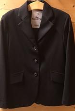 Grand Prix Grand Prix Girl's EQJ Classic Sport Coat Black
