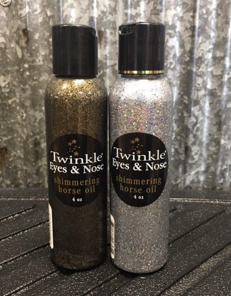 Twinkle Twinkle Eyes & Nose Shimmering Horse Oil