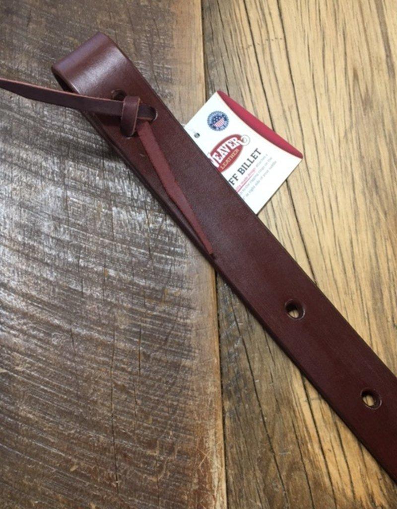 """Weaver Leather Weaver Leather Off Billet 1 1/2"""""""