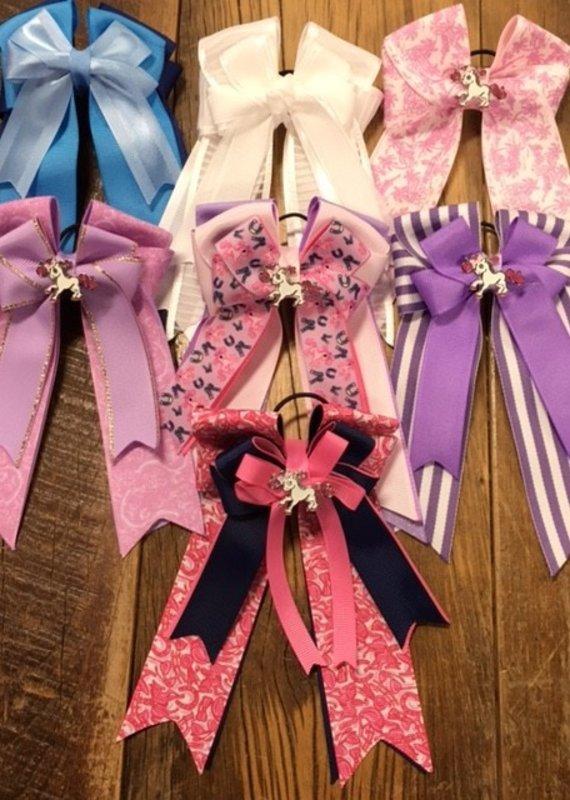 Belle & Bows Belle & Bow Equestrian Hair Bows