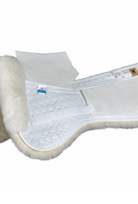 Mattes E.A. Mattes Gold Correction Half Pad with Pockets for Shims