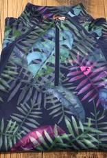 Shires Aubrion Ladies Newbury Long Sleeve Sun Shirt Tropical