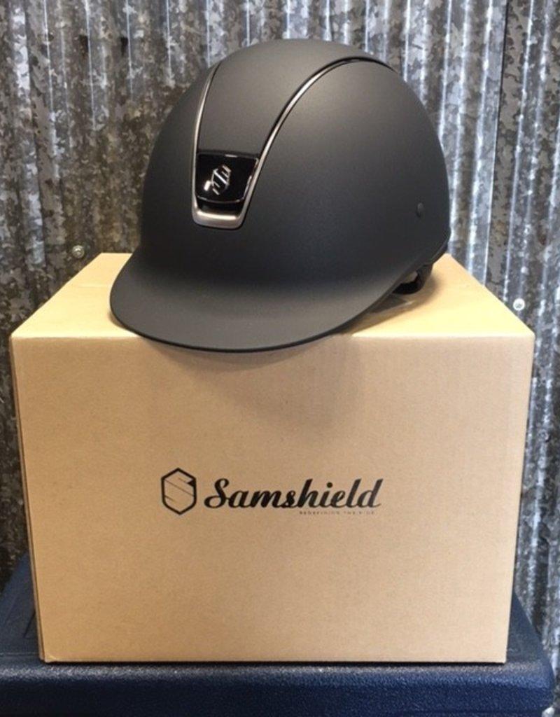 Samshield Samshield Shadowmatt Helmet Black
