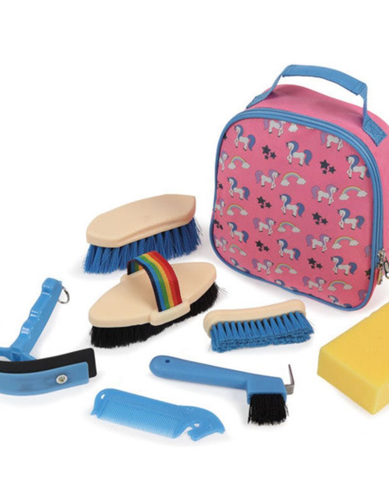 Shires Tikaboo by Shires Children's Grooming Kit