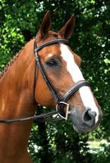 Red Barn Bridlework Red Barn Bridlework Tryon Hunter Bridle Horse Size
