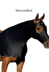 Toklat Toklat Jammies Lycra Horse Hood Black
