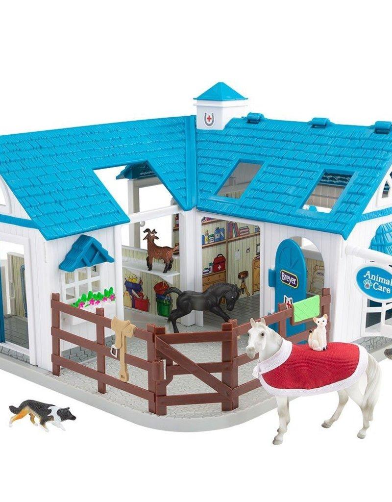 Breyer Breyer Animal Hospital Playset